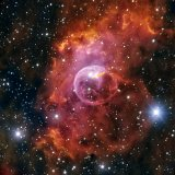 NGC7635, the Bubble Nebula
